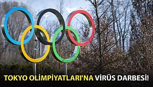 Tokyo Olimpiyatları'na Korona Virüs Darbesi!