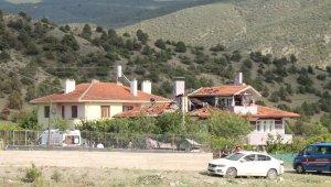 Tosya'da ev yangını büyümeden söndürüldü