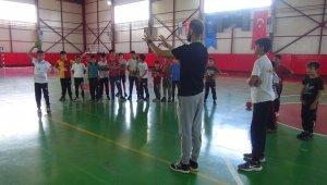 Van'da hentbol sporu yaygınlaşıyor