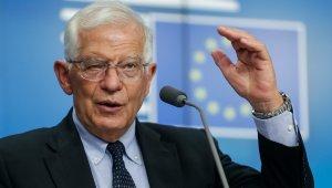 AB Yüksek Temsilcisi Borrell'den yangınla mücadele eden Türkiye'ye destek mesajı