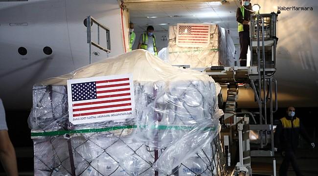 ABD'den Gürcistan'a 500 bin doz PfizerBioNTech aşısı bağışı