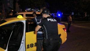 """Adana'da bin 300 polisle """"Huzurlu Sokaklar"""" uygulaması"""