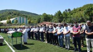 AK Parti İl Başkan Yardımcısı Çamlı'nın acı günü