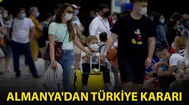 Almanya'dan Son Dakika Türkiye Kararı!