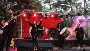 Amasya'da Karadeniz rüzgarı esti