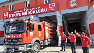 Antalya'daki orman yangını için seferberlik: Söndürme çalışmalarına Kırıkkale Belediyesi'nden destek