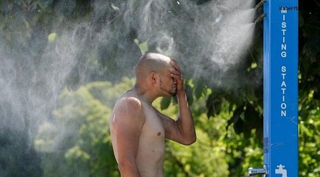 Aşırı Sıcaklardan Yüzlerce Kişi Hayatını Kaybetti!