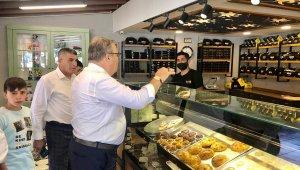 Başkan Çerçi mahalle ziyaretlerine devam etti