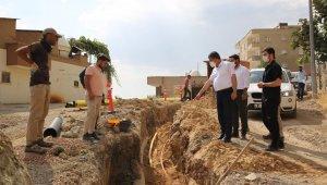 Başkan Yarka, Şırnak'ı kalkındıracak yatırım çalışmalarını yerinde inceledi