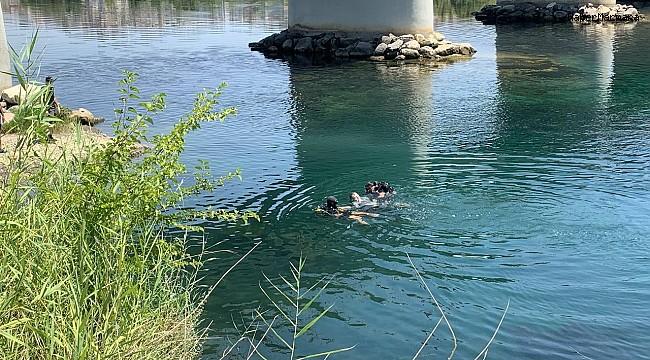 Birecik baraj gölünde ceset bulundu