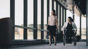 Engelli bireyler için tahliyeyi kolaylaştıran sistemler