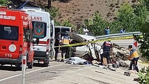 Feci Kaza! Aynı Aileden 5 kişi Hayatını Kaybetti