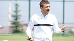 """Hakan Keleş: """"Giresunspor'a yakışır bir başlangıç yapmak istiyoruz"""""""