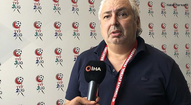 """Hüseyin Murat Daldık: """"İnşallah elini vicdanına koyan birisi çıkıp Eskişehirspor'da aday olur"""""""