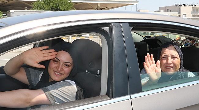 Kapıkule'de gurbetçilerin hüzünlü dönüş yolcuğu başladı