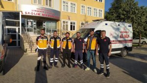 Kırşehir'den Muğla'ya ATT desteği