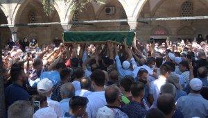 Lüleburgaz'da binler Ahmet Efendiyi son yolculuğuna uğurladı
