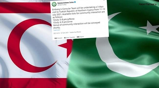 Pakistan'ın KKTC'yi tanıyacağı iddiası bir kez daha gündem oldu