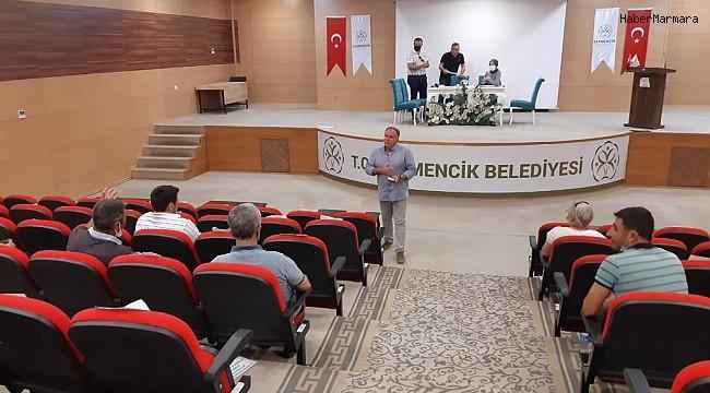 Pandemi kısıtlamalarının ardından GERKOOP ilk toplantısını yaptı