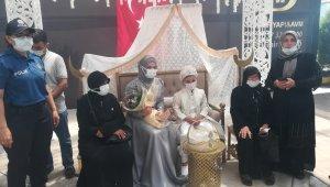Samsun Emniyeti şehit çocuğu için sünnet töreni düzenledi