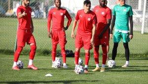 Sivasspor yeni sezona sıkı hazırlanıyor