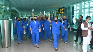 Suudi Arabistan Pakistanlı 62 mahkumu iade etti