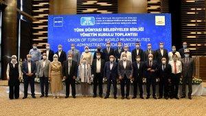 """TDBB Başkanı Altay: """"Kültür ve medeniyetimize sahip çıkmak için çalışıyoruz"""""""