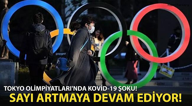 Tokyo Olimpiyatları'nda Vakalar Artıyor