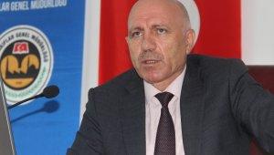 Vakıflar Bölge Müdürü Ahmet Aydın, görevden alındı