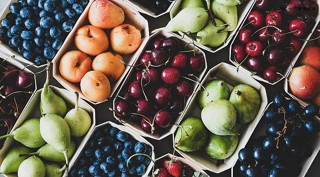 Yaş meyve sebze ve meyve sebze mamulleri ihracatında yüzde 18'lik artış