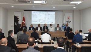 Zonguldak Sera OSB altyapı ihale sözleşmesi imzalandı