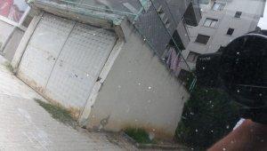 Anadolu Yakası'na kül yağdı