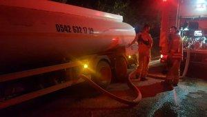 Aydın'daki oda ve borsalardan yangın bölgelerine destek