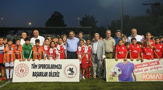 """Başkan Demir: """"Spor genetiği güçlü bir şehiriz"""""""