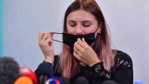 """Belaruslu atlet Tsimanouskaya: """"Belarus'a dönseydim akıl hastanesine yatırılabilir, hapishaneye atılabilirdim"""""""