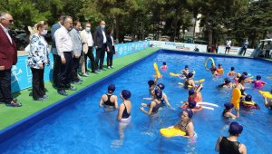 Bursa'da yüzme bilmeyen çocuk kalmayacak