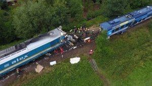 Çekya'daki tren kazasında can kaybı 3'e yükseldi