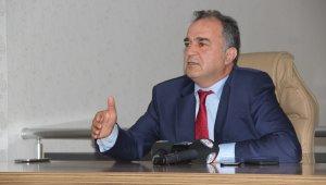 Elazığspor'da Necati Erdem başkanlığa aday olduğunu açıkladı