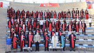 ERÜ Eğitim Fakültesi 16. Dönem Mezunlarını Verdi