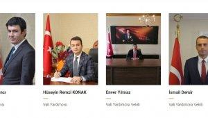 Erzincan'a yeni vali yardımcıları ve kaymakam atamaları yapıldı