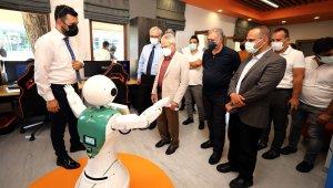GAÜN'de BM-IOM FABLAB açılışı yapıldı