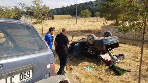Gaziantep'te 3 otomobil çarpıştı: 4'ü ağır 6 yaralı