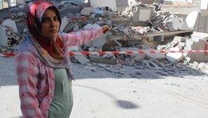 Gaziantep'te yeni yapılan 5 katlı bina çöktü, facianın eşiğinden dönüldü