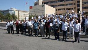 HDP'nin mağdur ettiği taksiciler belediyeye başvurdu