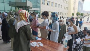 Iğdır'da KPSS maratonu başladı