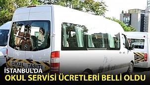 İstanbul'da Okul Servisi Ücretleri Belli Oldu!