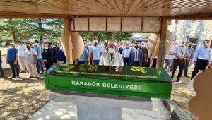 Karabük Gazeteciler Cemiyeti Başkanı Kaya'nın acı günü