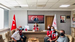 Kayseri'den Manavgat'a psiko-sosyal destek