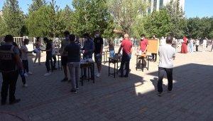 Kırıkkale'de KPSS heyecanı