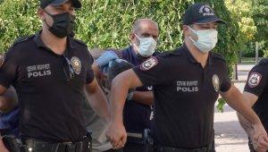 Konya'da 7 kişinin katil zanlısı adliyeye sevk edildi